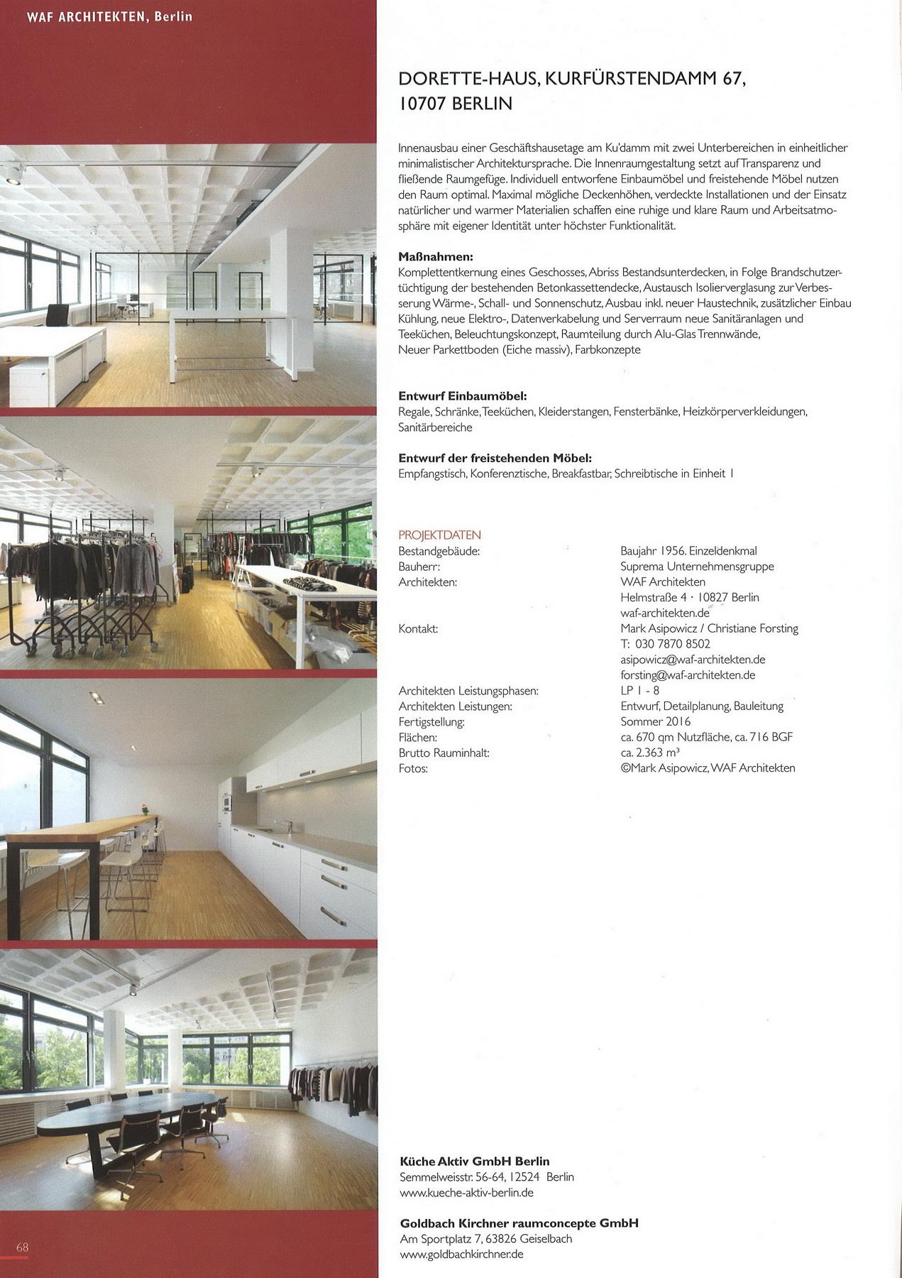 architektur berlin 2017 waf architekten. Black Bedroom Furniture Sets. Home Design Ideas